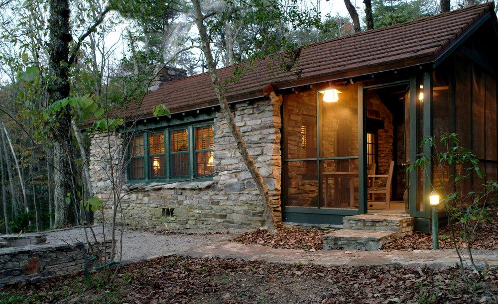 Cheaha State Park Cabin Renovations - Delta, AL