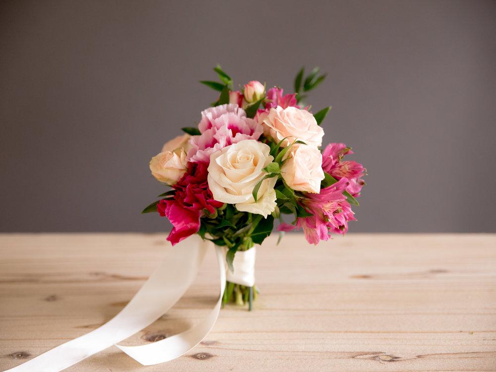 Bridesmaid Bouquet- $65