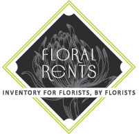 Decor rentals for florists, by florists! Add variety to your designs, make your floral creations stand out, and WOW your clients.