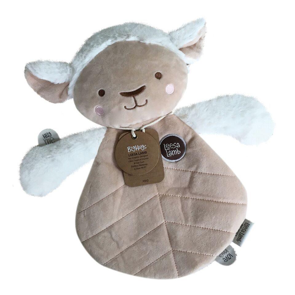 Lamb comforter $18