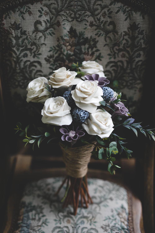 Handmade Ceramic Bouquet
