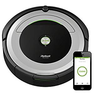 iRobot Roomba 690 Robot Vacuum with Wi-Fi Connectivity -