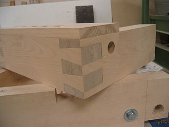 Dovetail Joints are a sign of quality workmanship. -