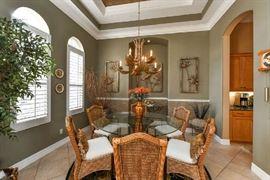 Pick up matching furniture & decor -