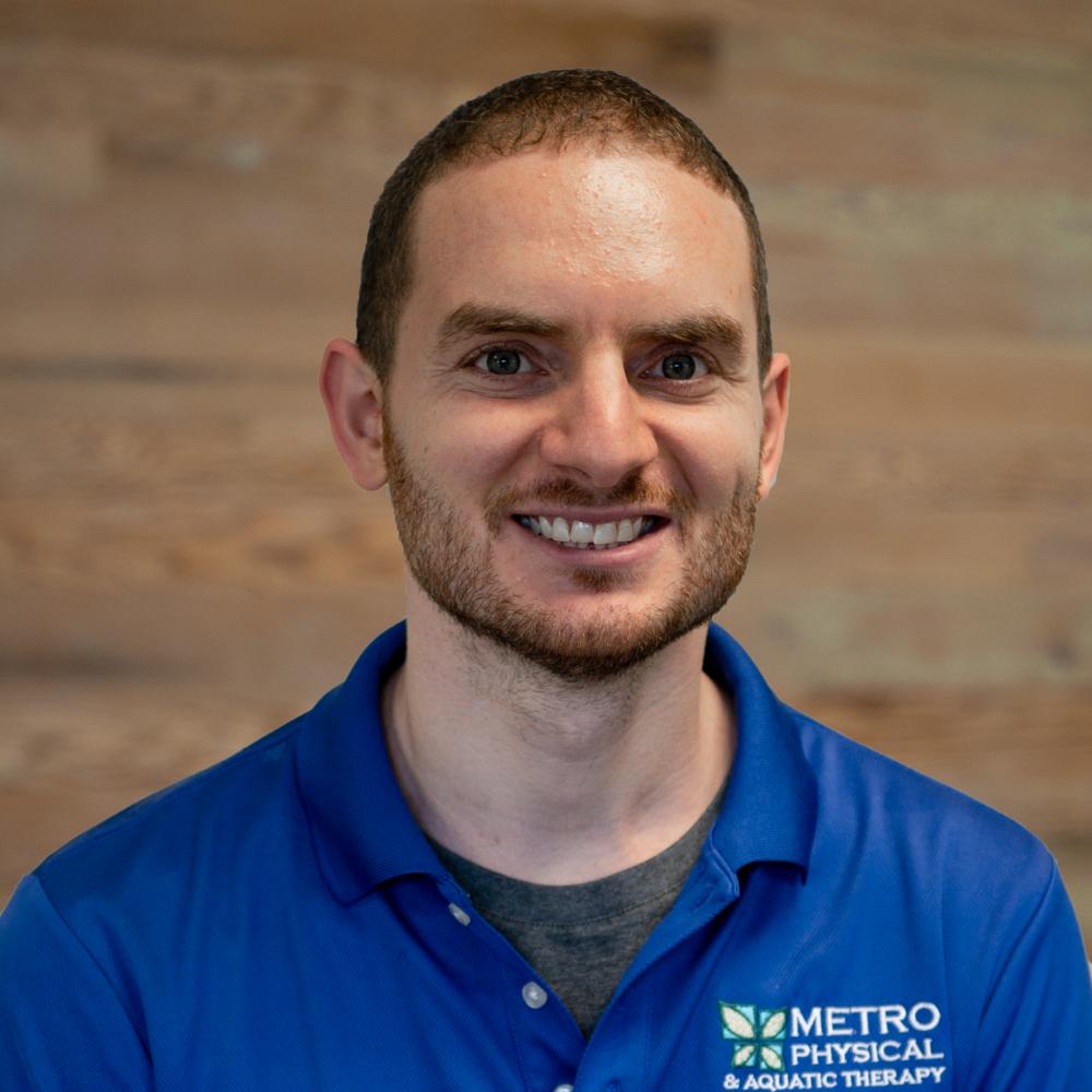 Andrew Talia, MS, OTR/L - Gait and BalanceGeriatrics