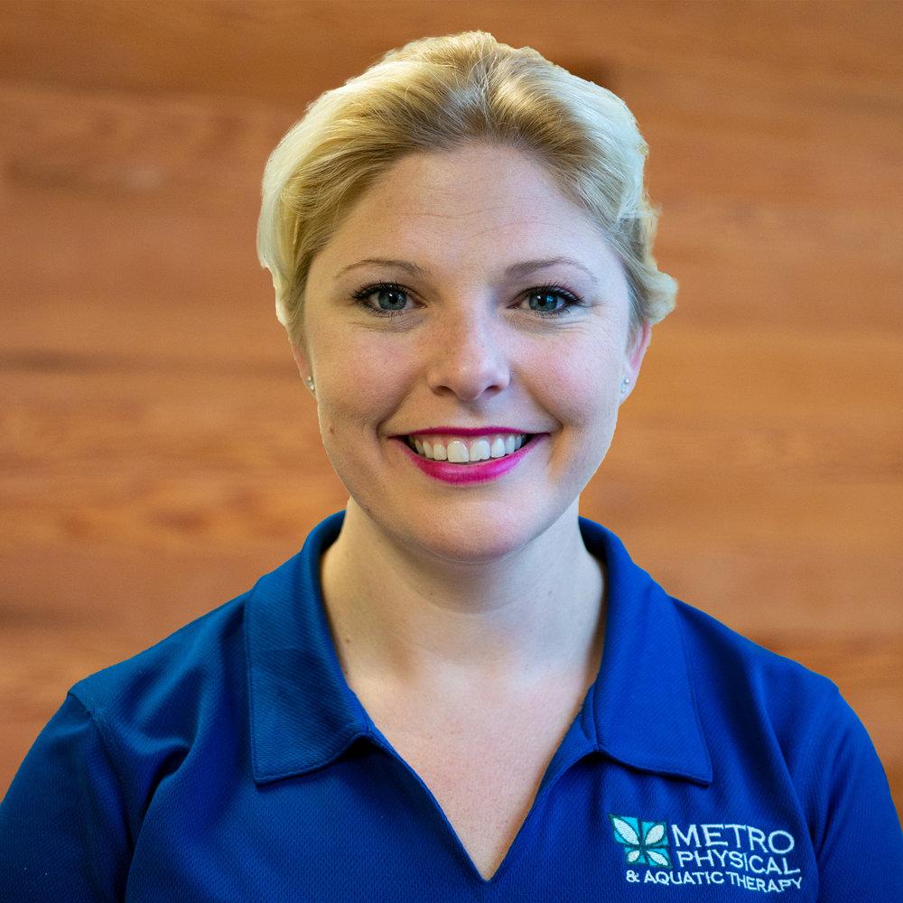Jorgine Aram, PT, MPT - Roslyn Clinic Co-DirectorGeriatricsVestibular