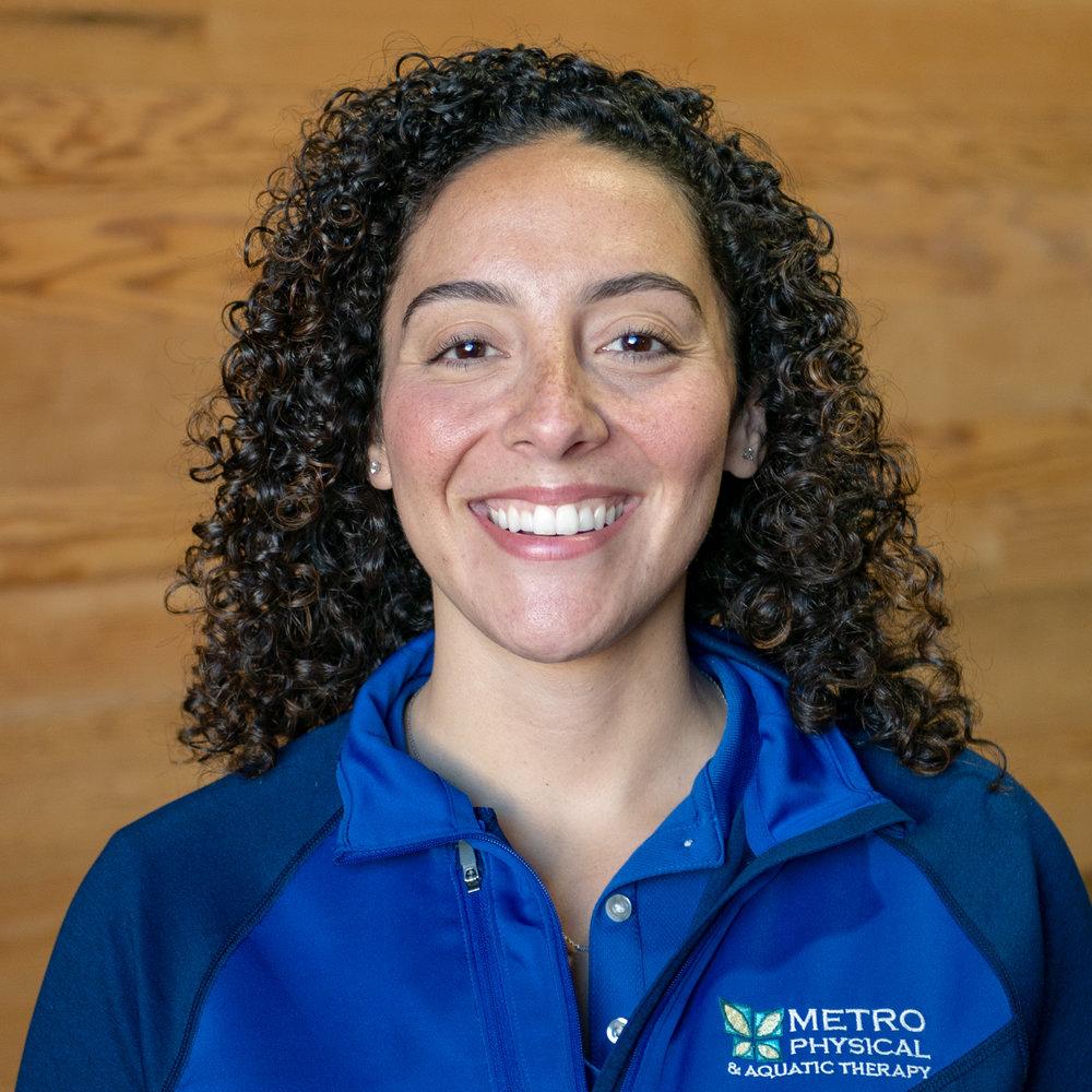 Stephanie Luciani, PT, DPT, GTS - PediatricGeriatricOrthopedic