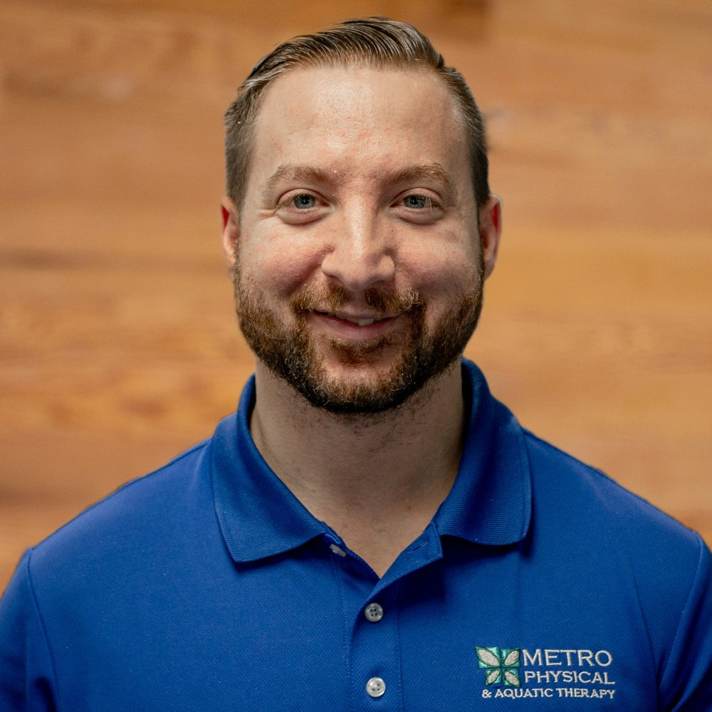 Michael Viscuso, PT, DPT, CSCS, AIB-VR - OrthopedicsVestibular