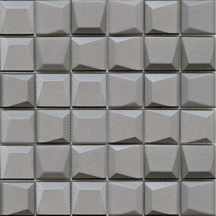 Effect Square Silver