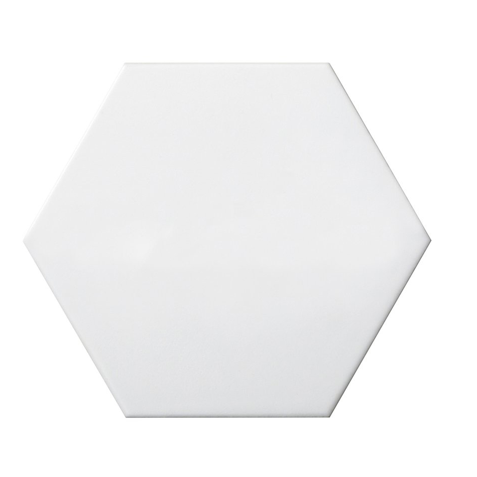 Code White Hexagon 3D
