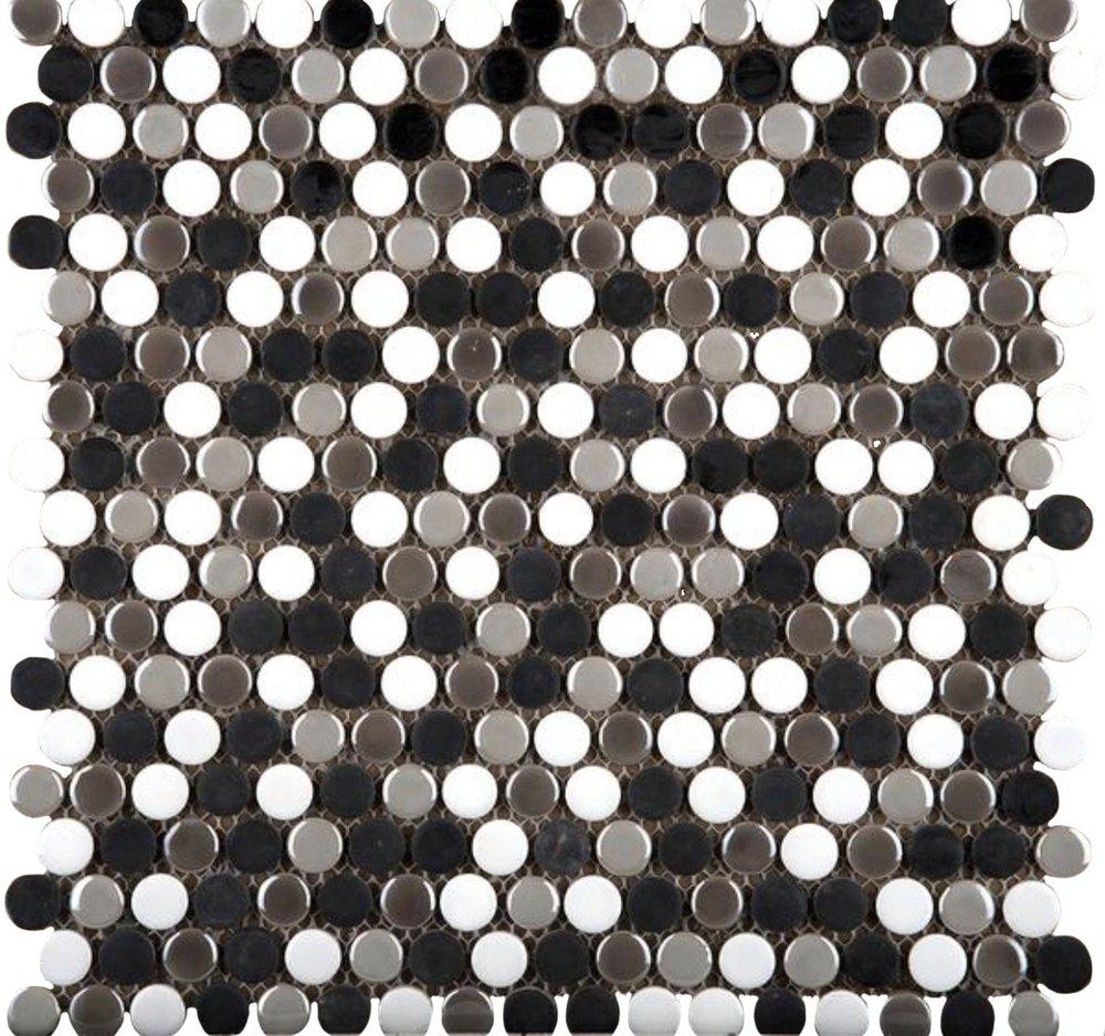 Confetti Round Gelido