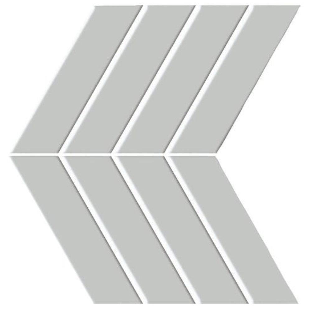 Shape Chevron Gray