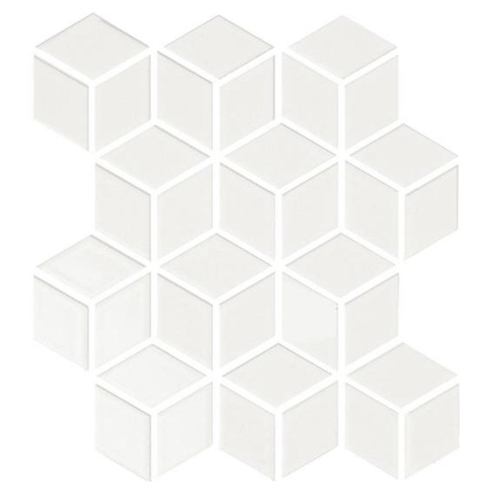 Shape Cube White