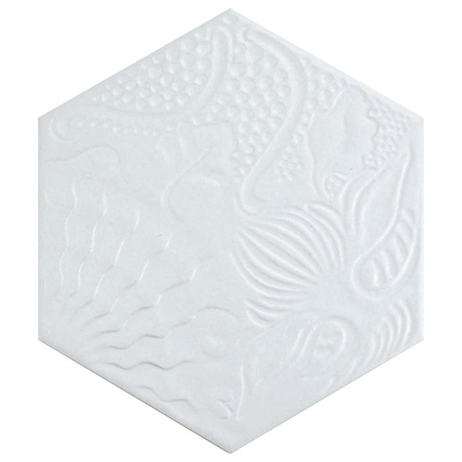 Gaudi Hex White
