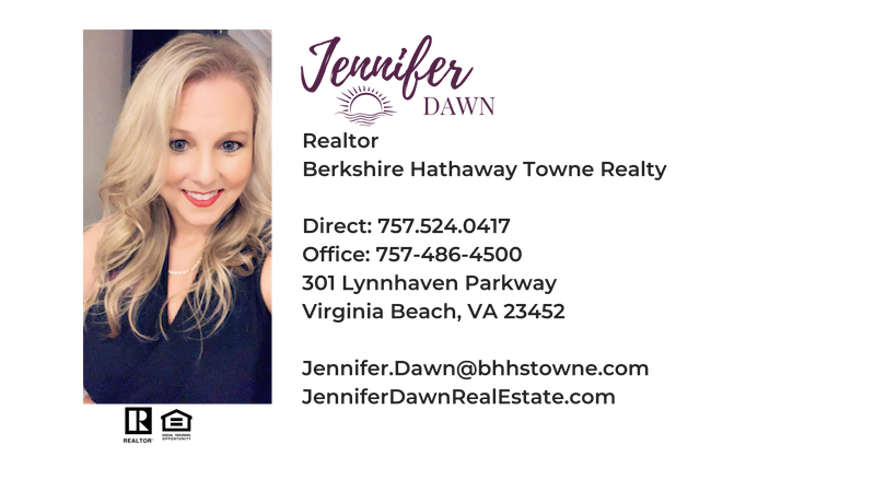 Jennifer Dawn Real Estate