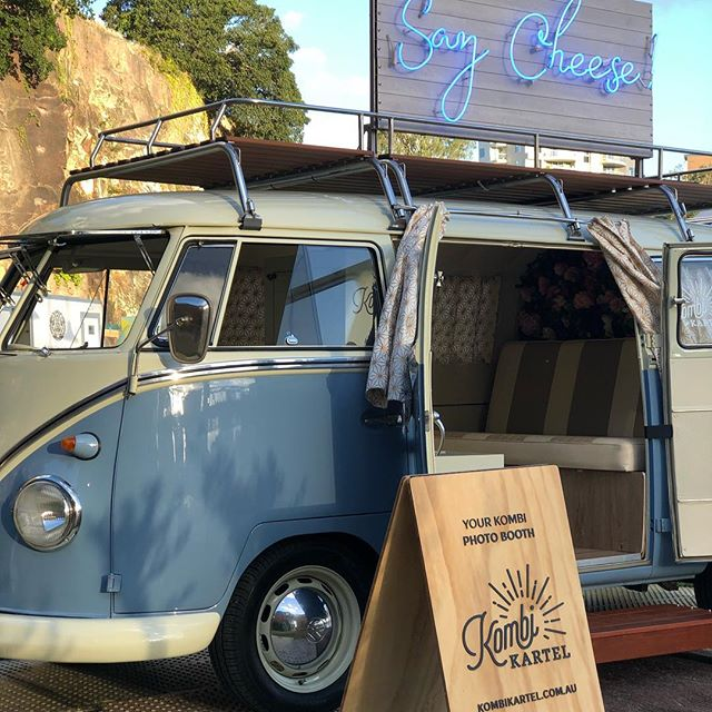 What an amazing evening One Fine Day Wedding Fair was at Howard Smith Wharves! Fantastic chatting to so many excited brides and grooms to be.  We can't wait to bring Bot, our Kombi photo booth, to your wedding!