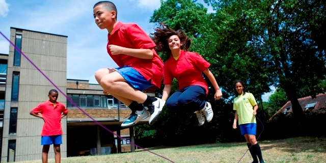 Jump Rope Contest Results -