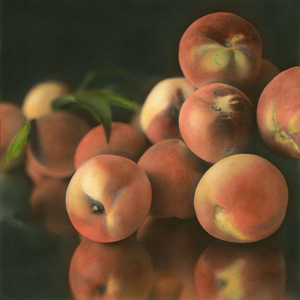 Garden Peaches