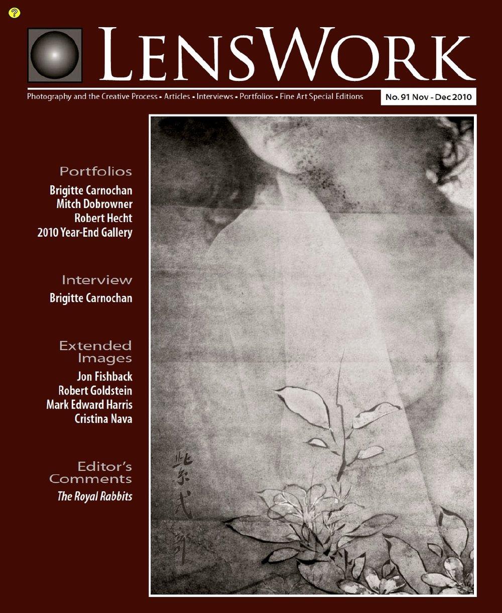 Lenswork 2010