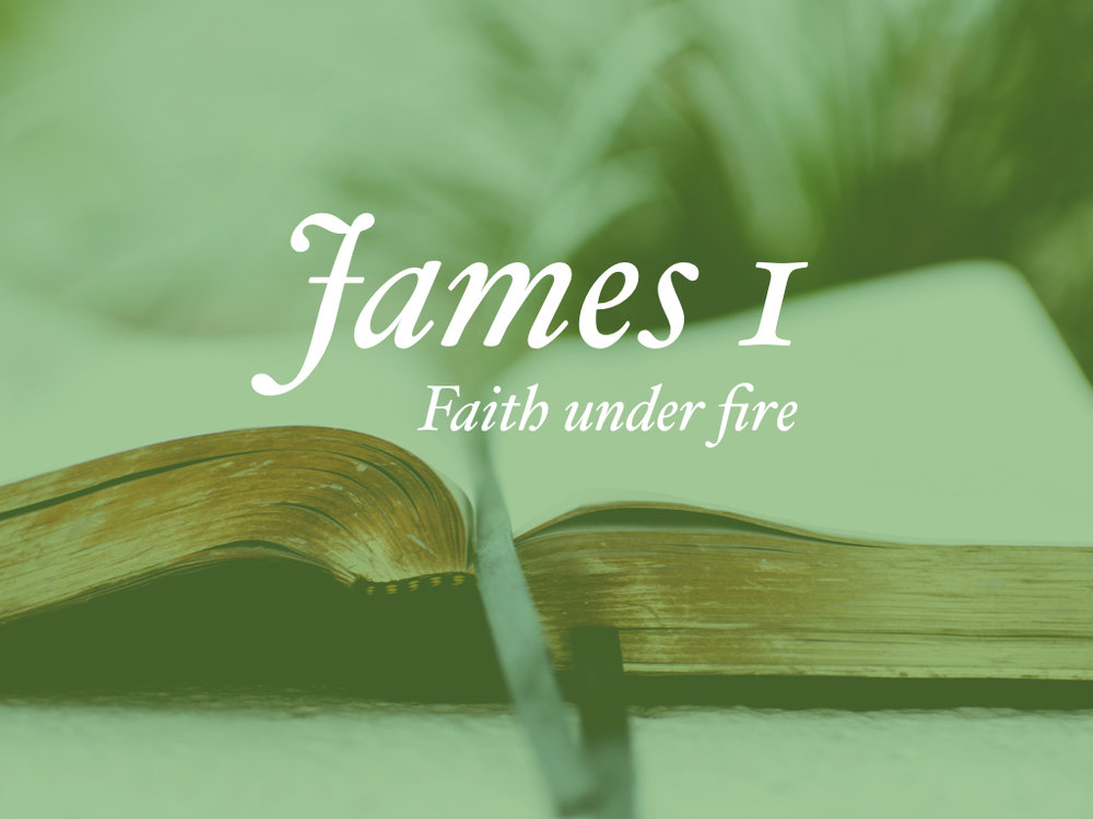 A Study through James 1