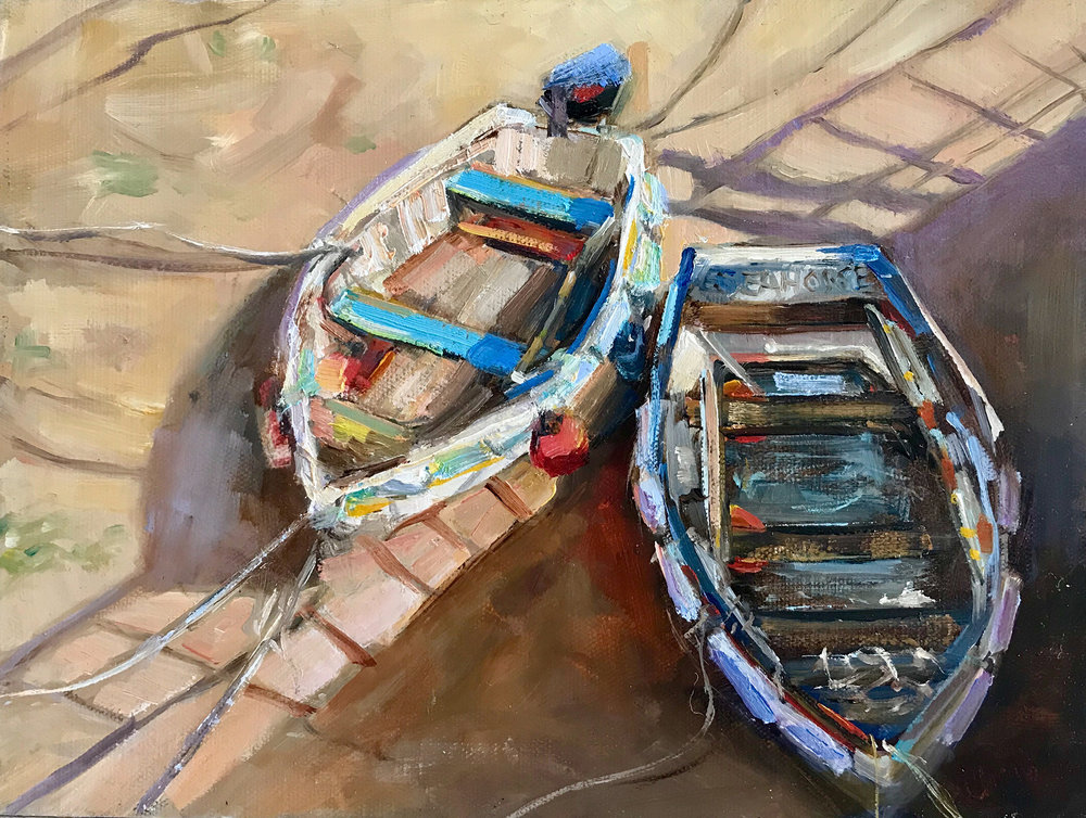 Working Boats