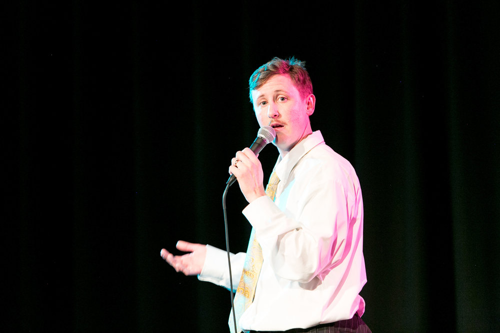 Johnny Pemberton: Moving Through Physical Space Photo: Emma Freeman Photography