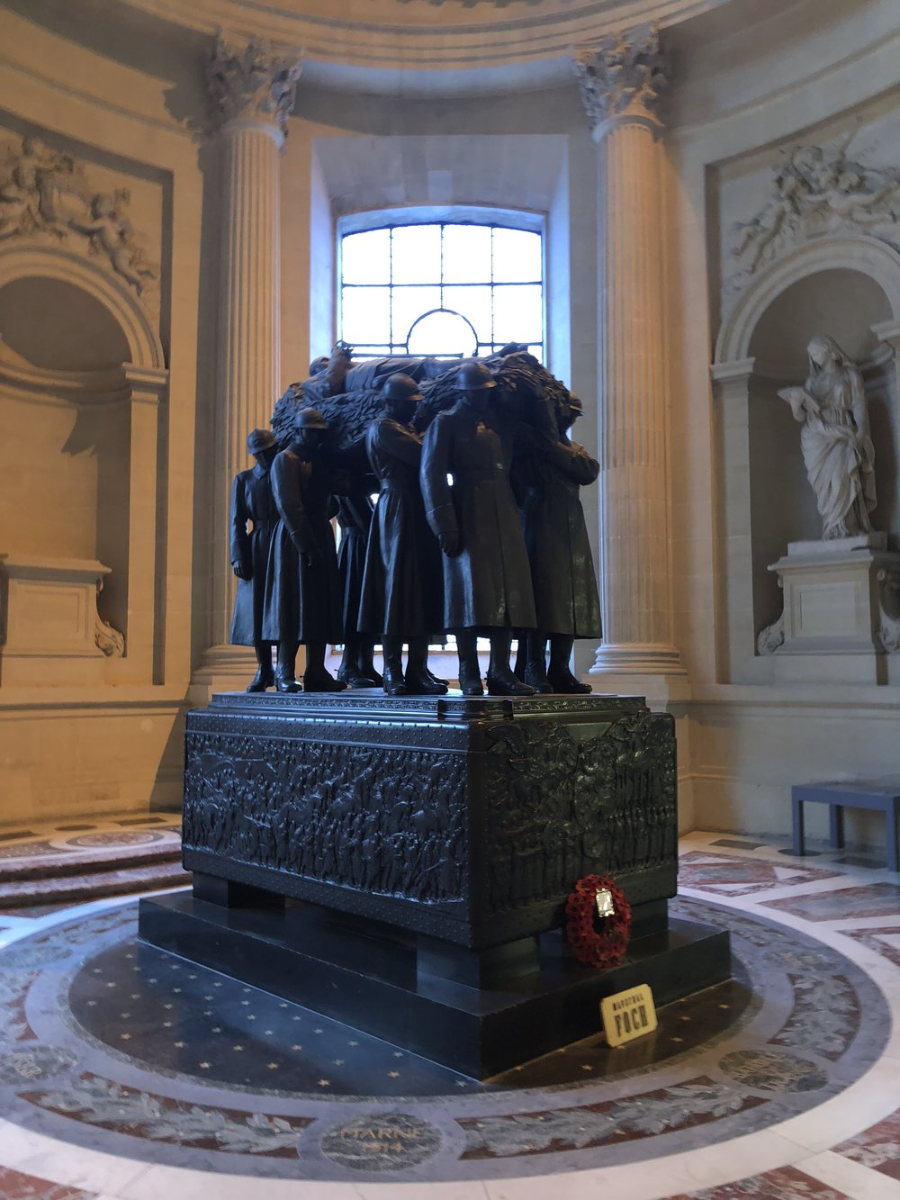 Tomb of Marshal Ferdinand Foch