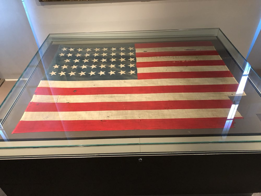 US Flag from WWI