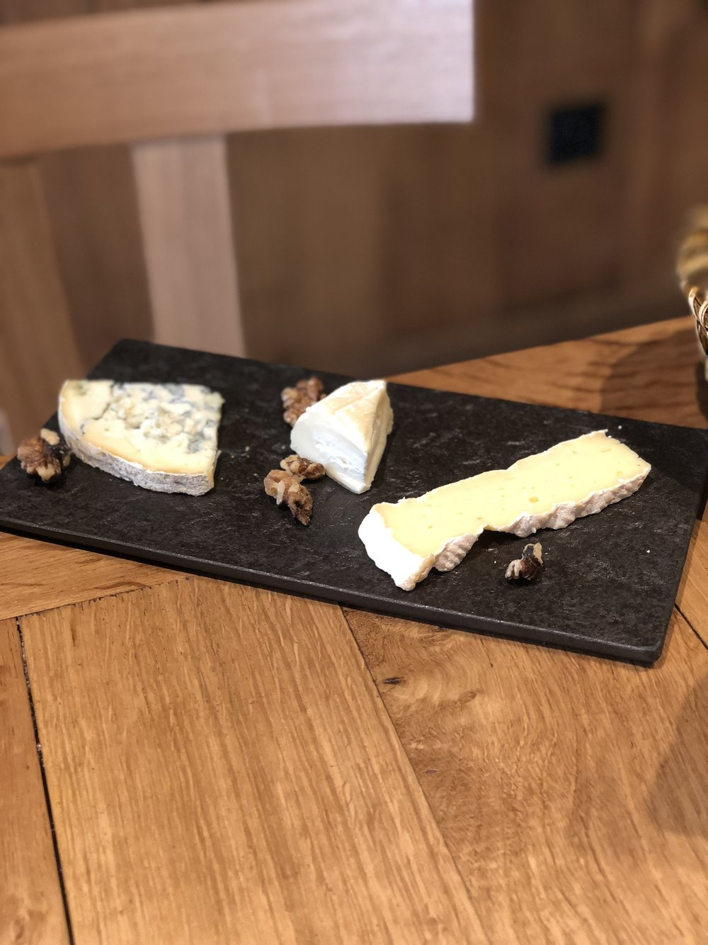 Cheese Platter -- Breizh Café