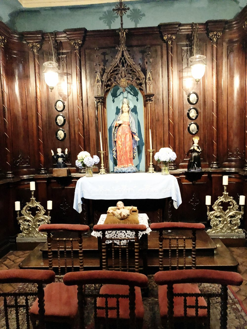 The Aliaga Family Chapel