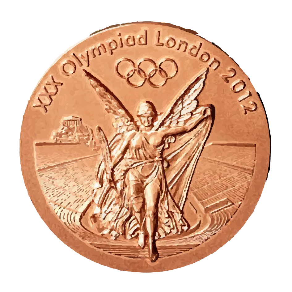 1  Olympic Bronze Medal