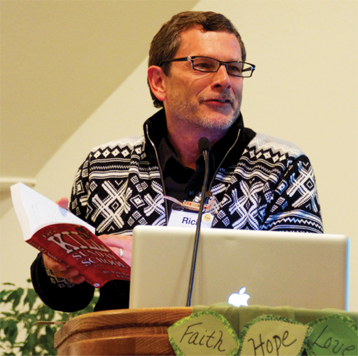 Dr. Rich Melheim
