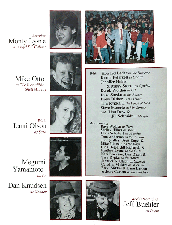 god bless the child 1988 cast