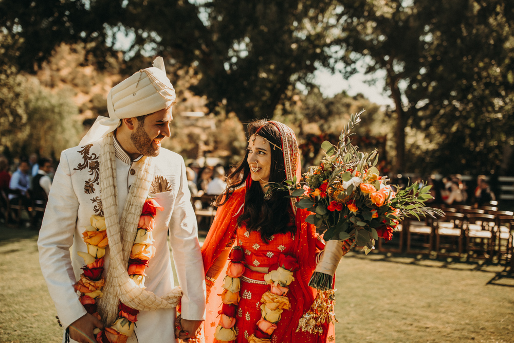 GRACE + ROHAN - Traditional Hindu Wedding in Aguora Hills, CA