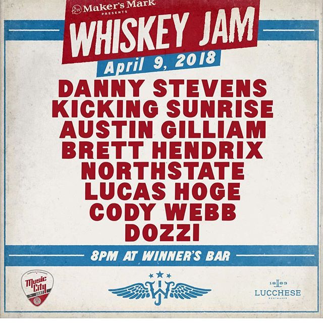 Monday!! @whiskeyjam