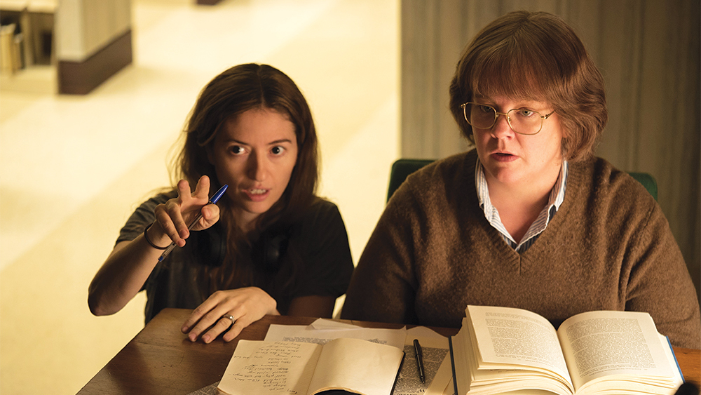 Marielle Heller    Can You Ever Forgive Me?