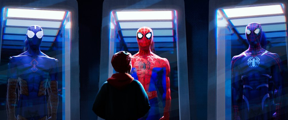 Phil Lord and Rodney Rothman    Spiderman: Into the Spider-Verse