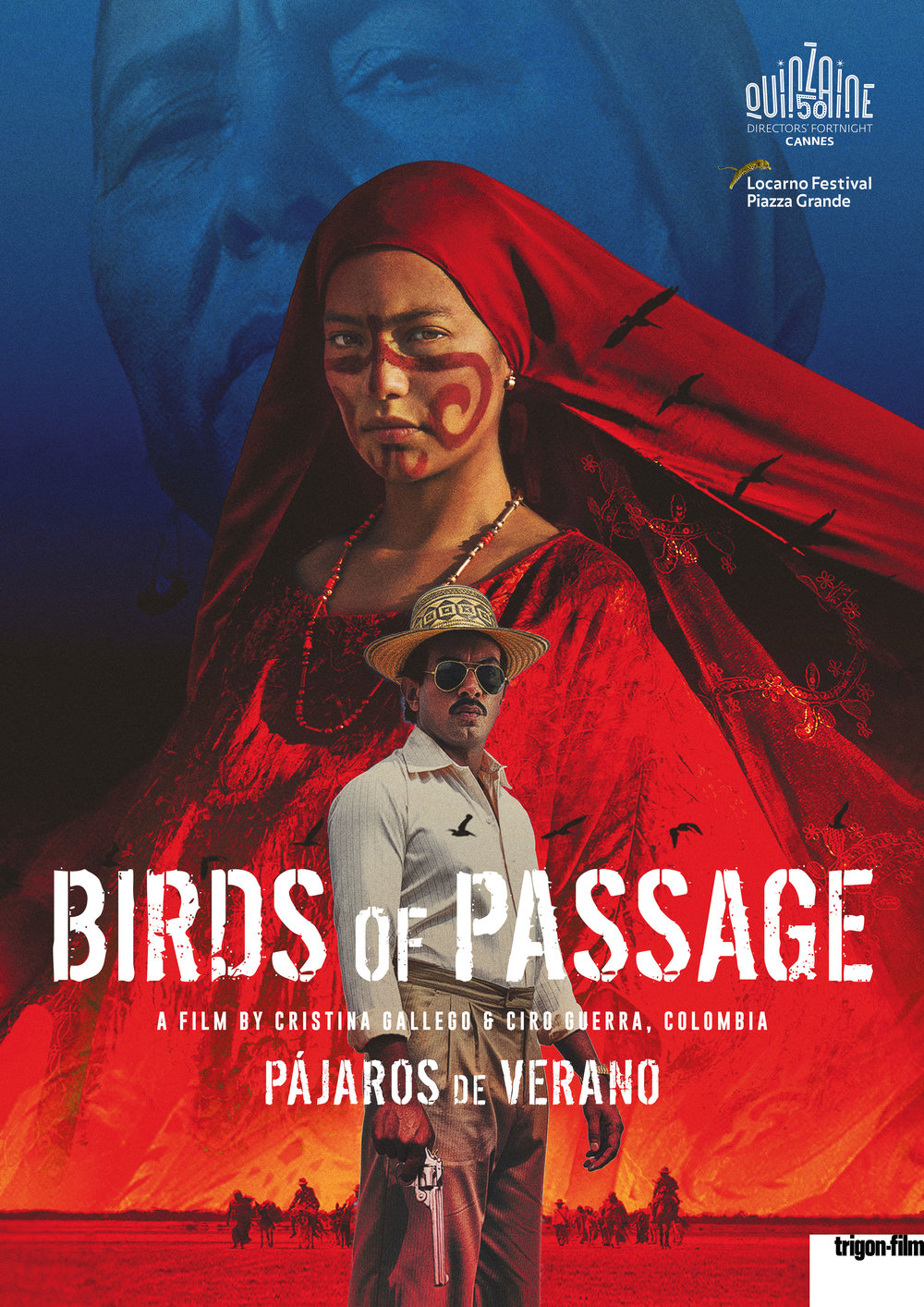 Birds of Passage    February 9th - The Orchard