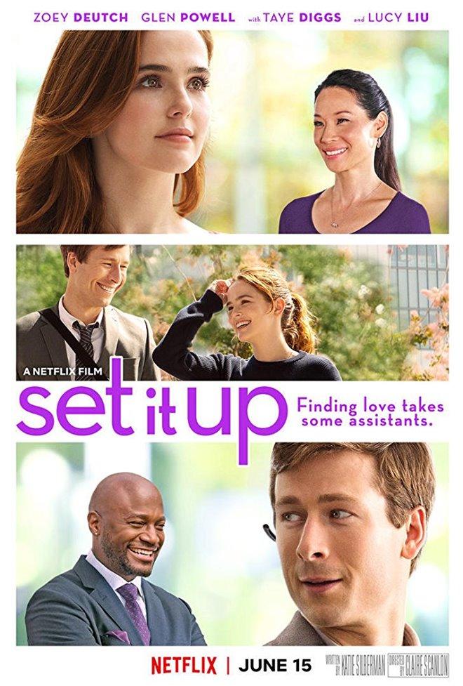 Set It Up    February 20th - Netflix