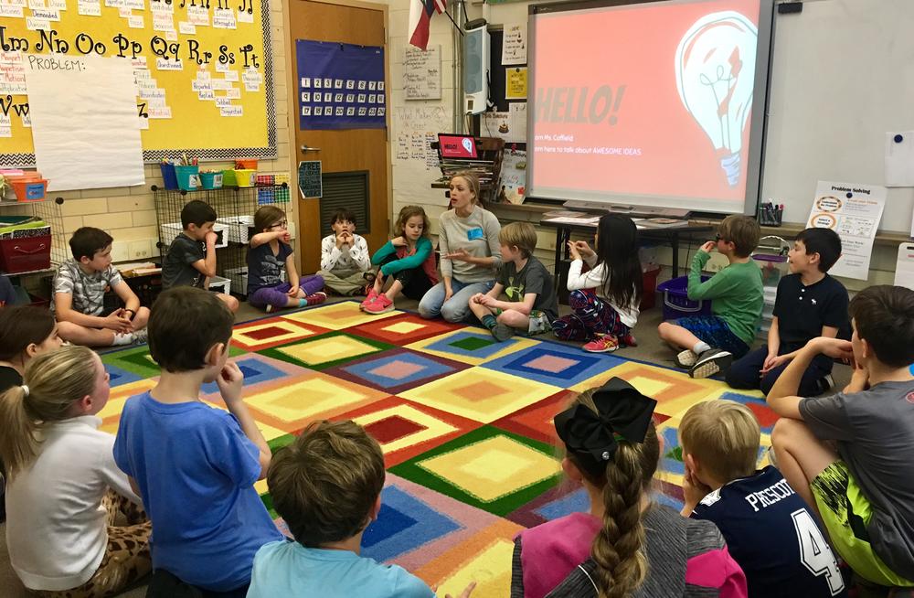Instructional Design - Writing education at the elementary level
