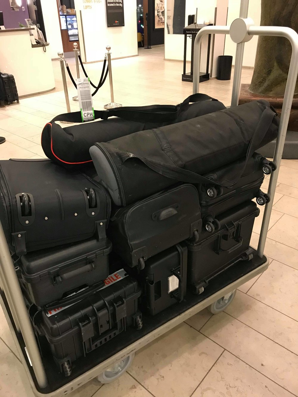 packing film kit