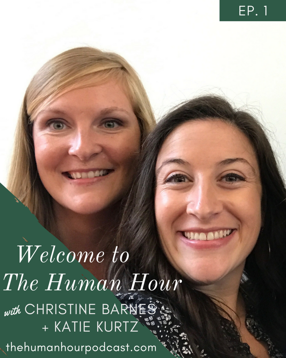 S1 E1: Welcome to The Human Hour