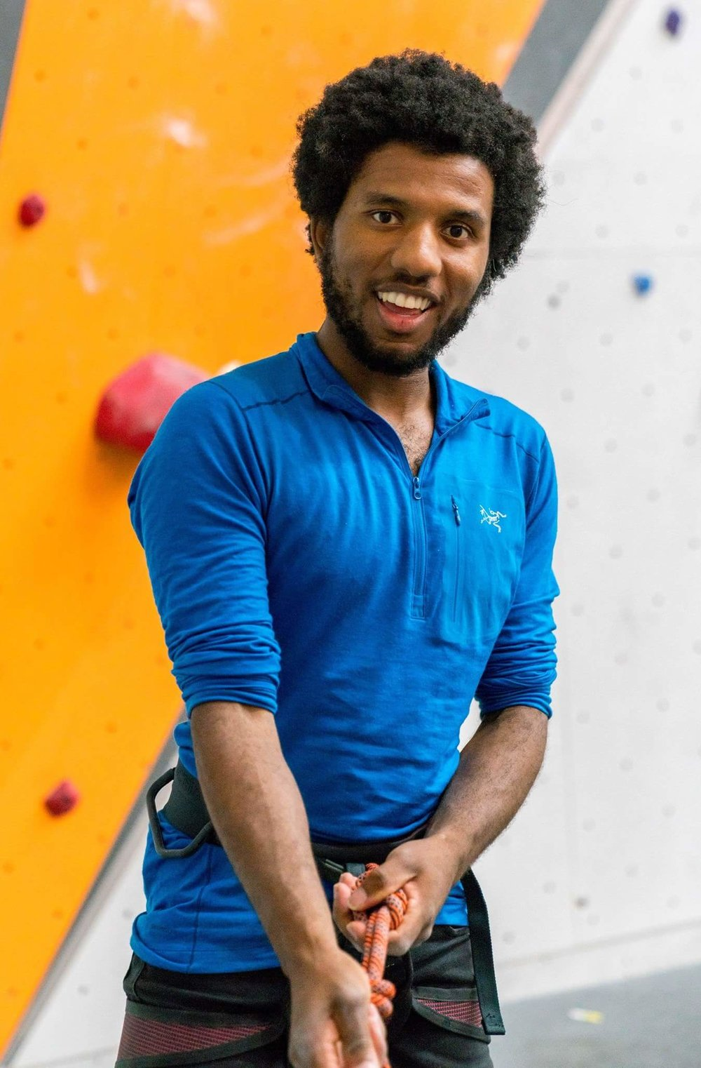 Justin Forrest Parks - Regional Athlete - Outdoor Research & Co-founder, Sending In Color
