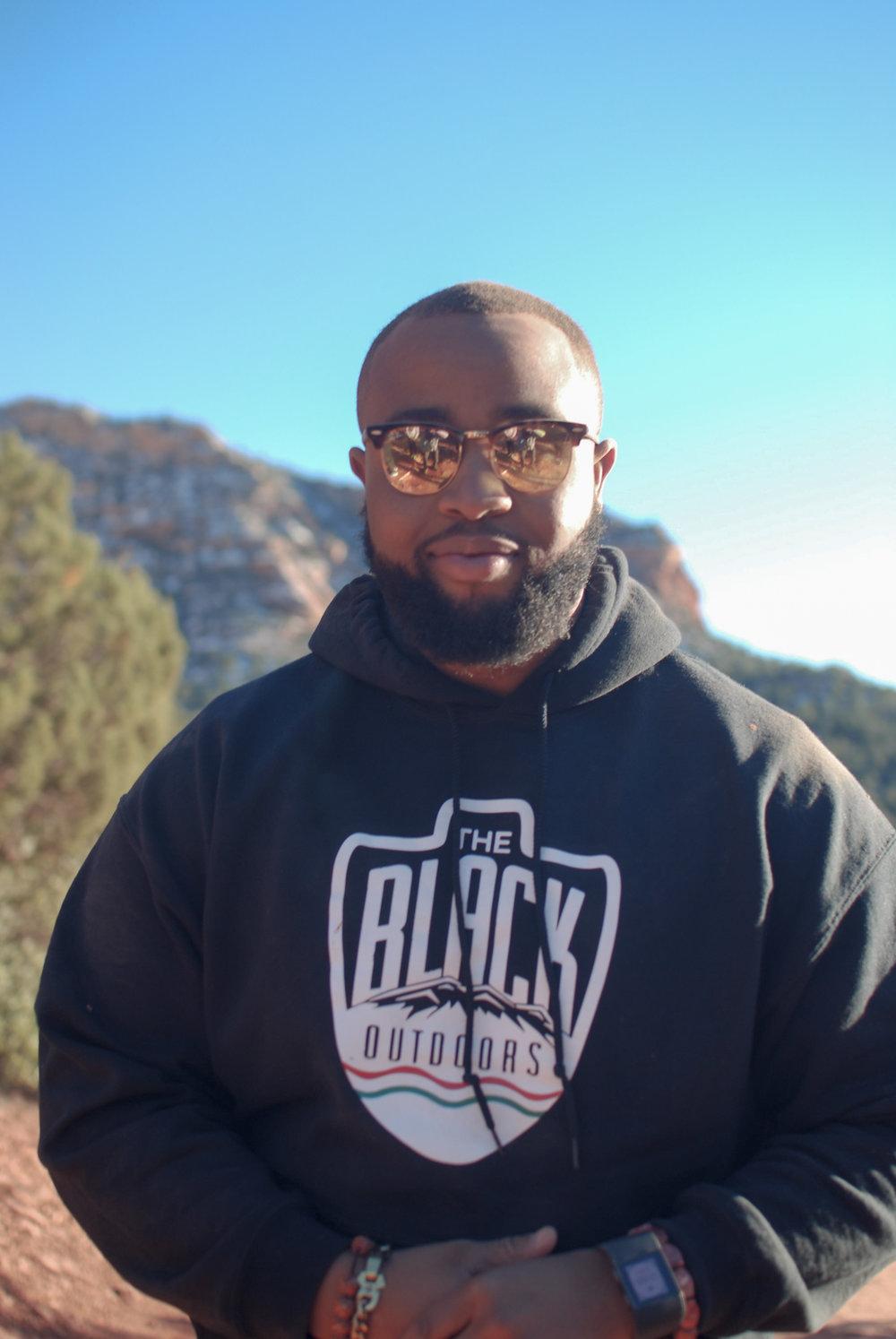 Ezedube Eze - Co-Founder,The Black Outdoors