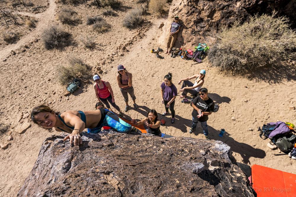 FlashFoxy_Women_s Climbing Festival_Bishop2017_2.jpg