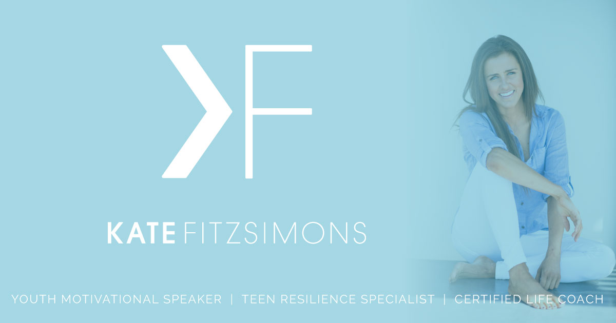 Life Coach For Anxious Teens & Parents • Kate Fitzsimons • Youth
