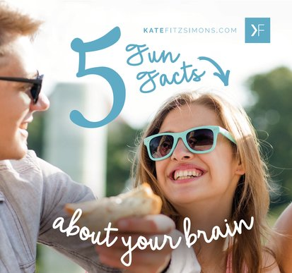 5 fun facts about your brain