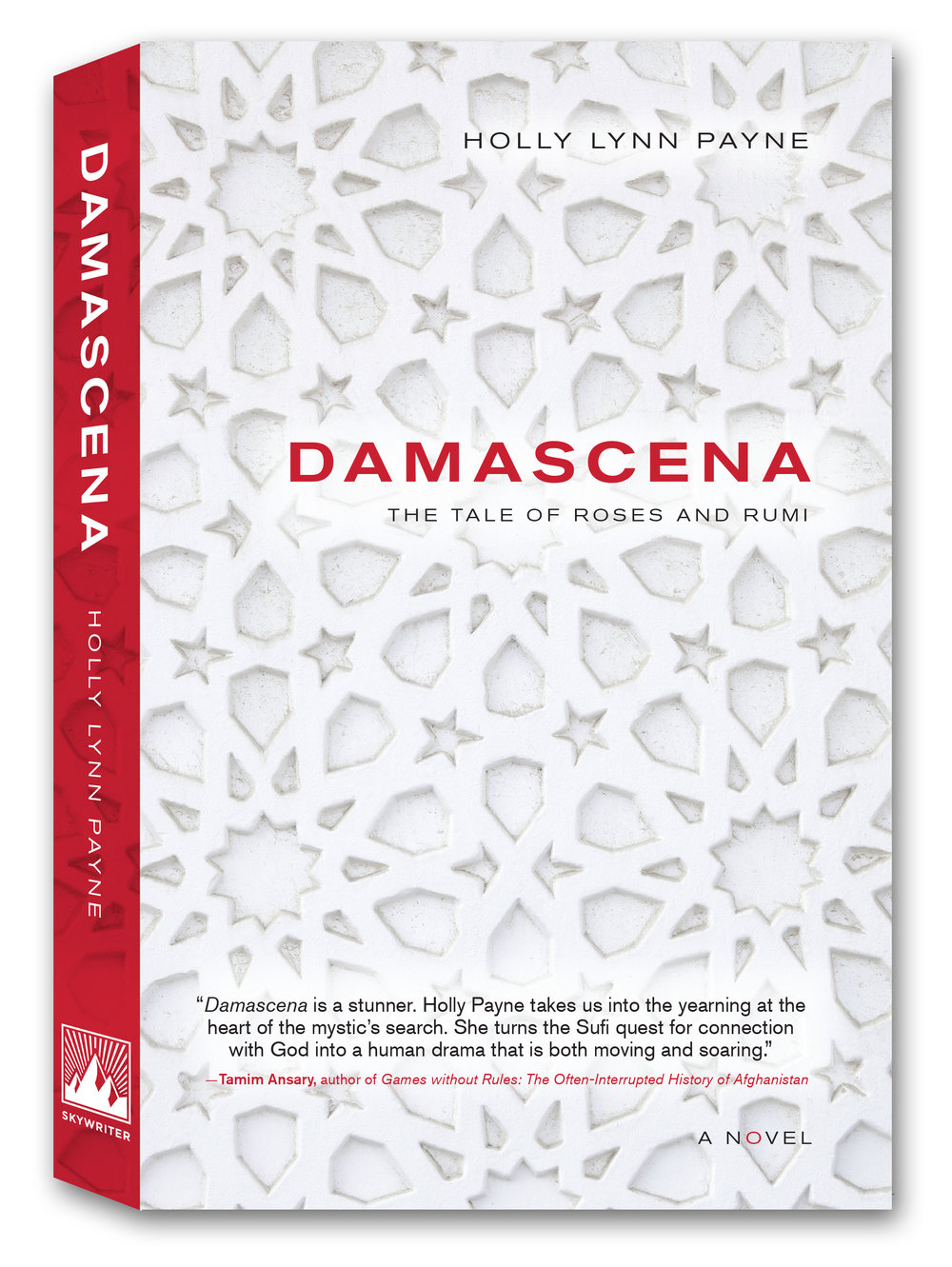 Damascena: The Tale of Roses and Rumi