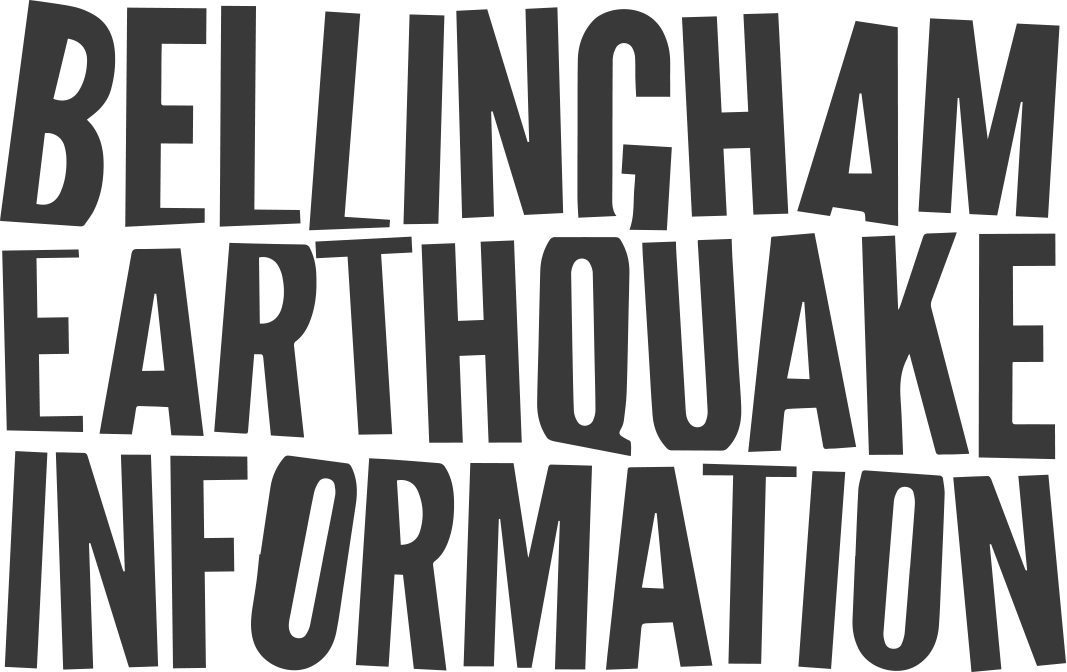 Bellingham Earthquake Info