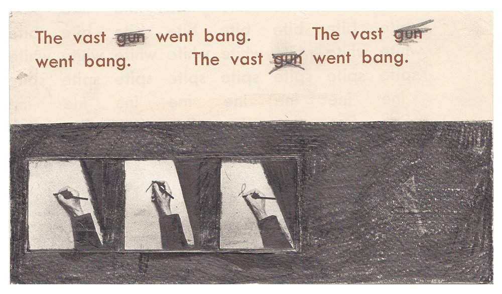 The vast went bang
